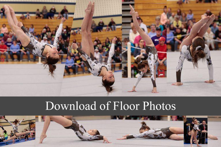 GY Meet Floor Photos